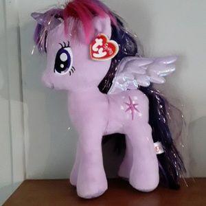 Ty my little pony Twilight Sparkle